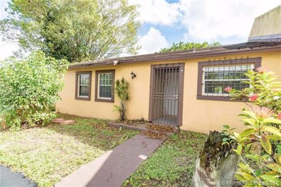 20457 NW 28th Ct UNIT 0, Miami Gardens, FL 33056 - MLS#: A10572858