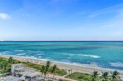 4779 Collins Ave UNIT 1208, Miami Beach, FL 33140 - MLS#: A10573119