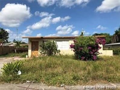 4421 SW 40th St, West Park, FL 33023 - MLS#: A10573246