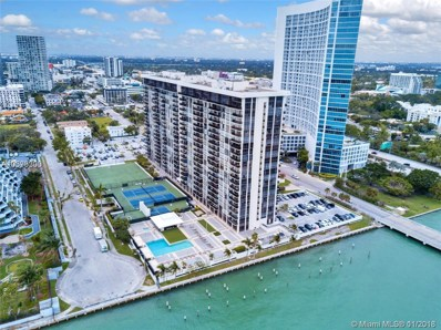 600 NE 36th St UNIT 1111, Miami, FL 33137 - MLS#: A10573300