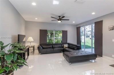 17207 NW 8th St, Pembroke Pines, FL 33029 - MLS#: A10573503