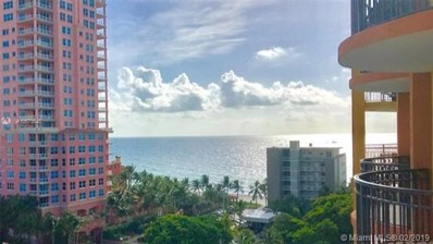 2011 N Ocean Blvd UNIT 1004N, Fort Lauderdale, FL 33305 - MLS#: A10573540
