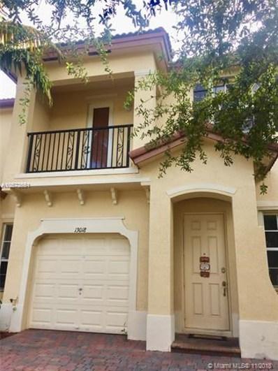 13018 SW 132nd Ter, Miami, FL 33186 - MLS#: A10573651