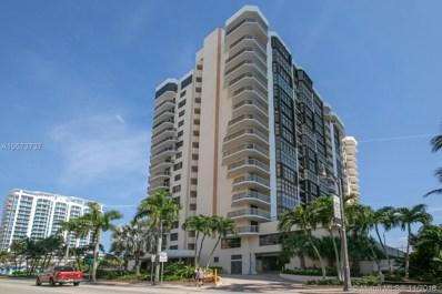 6423 Collins Ave UNIT 605, Miami Beach, FL 33141 - MLS#: A10573737