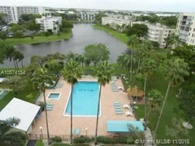 2205 S Cypress Bend Dr UNIT 802, Pompano Beach, FL 33069 - MLS#: A10574154