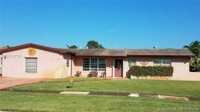 8521 Pasadena Blvd, Pembroke Pines, FL 33024 - #: A10574716