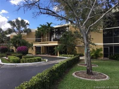16175 Golf Club Rd UNIT 105, Weston, FL 33326 - MLS#: A10574729