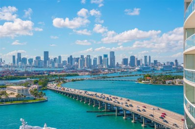 450 Alton Rd UNIT 1807, Miami Beach, FL 33139 - #: A10574741