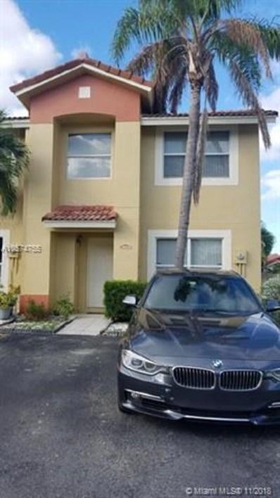 18918 NW 52nd Pl UNIT 0, Miami Gardens, FL 33055 - #: A10574755