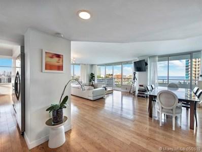 400 S Pointe Dr UNIT 1010, Miami Beach, FL 33139 - MLS#: A10574859