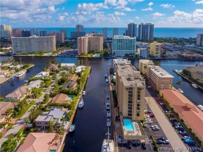 2881 NE 33rd Ct UNIT 4H, Fort Lauderdale, FL 33306 - MLS#: A10574994