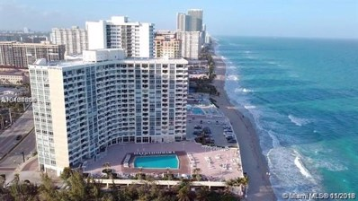 3180 S Ocean Dr UNIT 1504, Hallandale, FL 33009 - MLS#: A10575026
