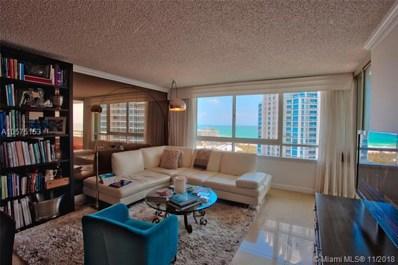 400 S Pointe Dr UNIT 1602, Miami Beach, FL 33139 - MLS#: A10575153