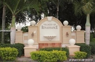 2071 Renaissance Blvd UNIT 303, Miramar, FL 33025 - MLS#: A10575235
