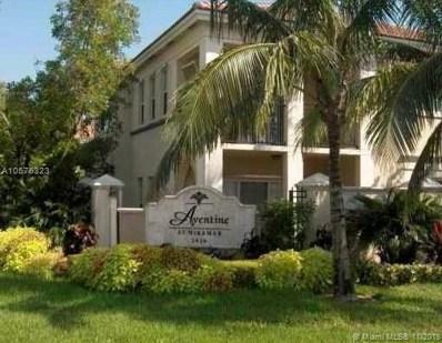 2457 Centergate Dr UNIT 205, Miramar, FL 33025 - MLS#: A10575323