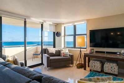 2555 Collins Ave UNIT 2011, Miami Beach, FL 33140 - MLS#: A10575388