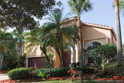 1500 SW 171 Terrace, Pembroke Pines, FL 33027 - MLS#: A10575772