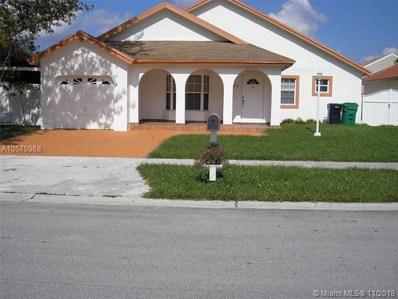 14375 SW 159 Terrace, Miami, FL 33177 - MLS#: A10575968