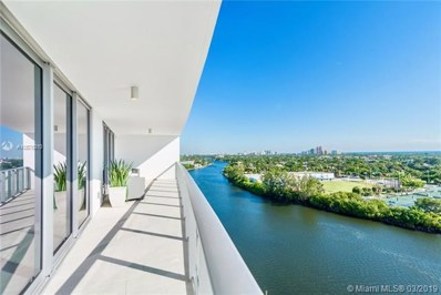 1180 N Federal Hwy UNIT 810, Fort Lauderdale, FL 33304 - MLS#: A10576010