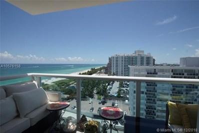 5333 Collins Ave UNIT 1102, Miami Beach, FL 33140 - MLS#: A10576158