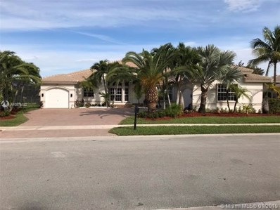 15281 SW 39th St, Davie, FL 33331 - MLS#: A10576182