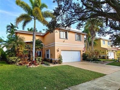 331 SW 190th Ave, Pembroke Pines, FL 33029 - MLS#: A10576263