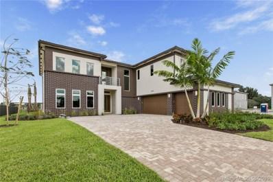 6805 S Stillwater Shores Dr, Davie, FL 33314 - MLS#: A10576289