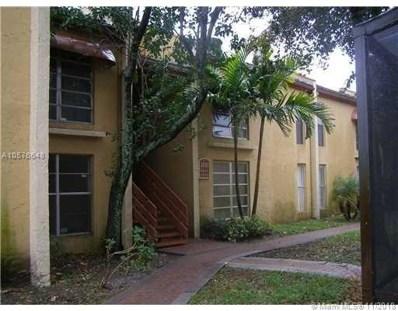 4433 Treehouse Ln UNIT A, Tamarac, FL 33319 - MLS#: A10576648