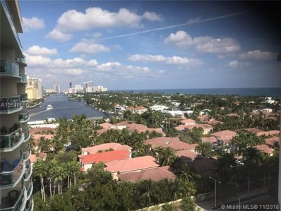 19390 Collins Ave UNIT 1516, Sunny Isles Beach, FL 33160 - MLS#: A10576656