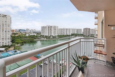 18071 Biscayne Blvd UNIT 1102, Aventura, FL 33160 - MLS#: A10576843