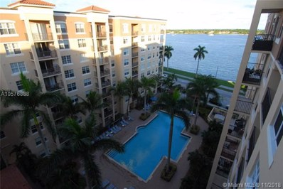 1801 N Flagler Dr UNIT 907, West Palm Beach, FL 33407 - MLS#: A10576888