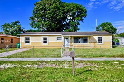 2931 NW 159th St, Miami Gardens, FL 33054 - MLS#: A10576946