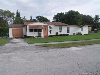 9505 Little River Dr, Miami, FL 33147 - MLS#: A10576947