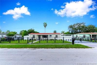 15760 NW 27th Pl, Miami Gardens, FL 33054 - MLS#: A10576997