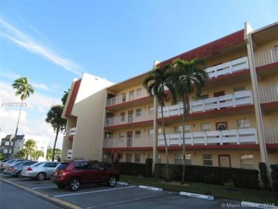 1000 Country Club Dr UNIT 401, Margate, FL 33063 - MLS#: A10577203