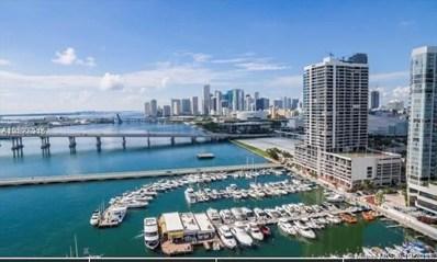 555 NE 15 Street UNIT 21F, Miami, FL 33132 - MLS#: A10577315