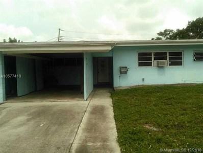 19231 NW 5th Ct, Miami Gardens, FL 33169 - MLS#: A10577410