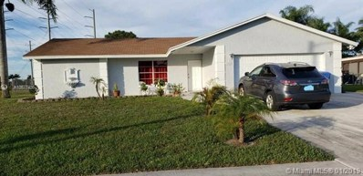 120 Bilbao St, Royal Palm Beach, FL 33411 - #: A10577436