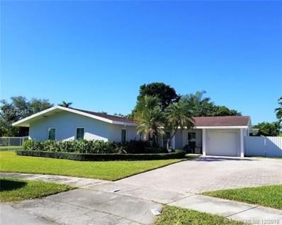 18610 SW 93rd Pl, Cutler Bay, FL 33157 - MLS#: A10577561