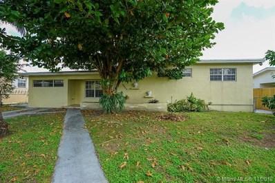 19605 NW 8th Ct, Miami Gardens, FL 33169 - #: A10577797