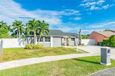 20411 SW 125th Ct, Miami, FL 33177 - #: A10577892