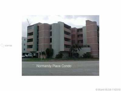 2000 Biarritz Dr UNIT 404, Miami Beach, FL 33141 - MLS#: A10577935