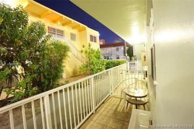 542 Euclid Ave UNIT 6, Miami Beach, FL 33139 - MLS#: A10578135