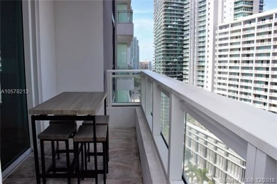 1080 Brickell Ave UNIT 1807, Miami, FL 33130 - MLS#: A10578213