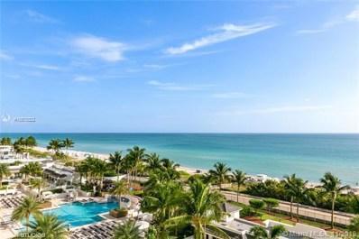 4775 Collins Ave UNIT 703, Miami Beach, FL 33140 - #: A10578322