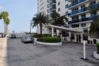 7501 E Treasure Dr UNIT 10M, North Bay Village, FL 33141 - MLS#: A10578540