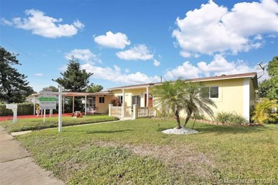 3921 NW 172nd Ter, Miami Gardens, FL 33055 - #: A10578569