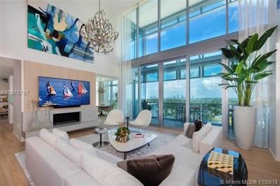 2901 Collins Av UNIT PH1602, Miami Beach, FL 33140 - MLS#: A10578707
