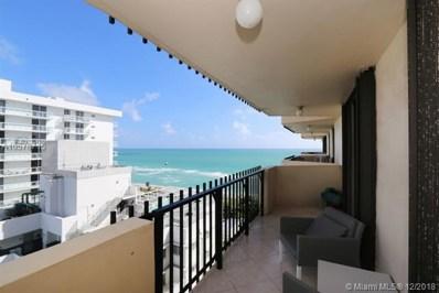 2401 Collins Ave UNIT 1610, Miami Beach, FL 33140 - #: A10578715
