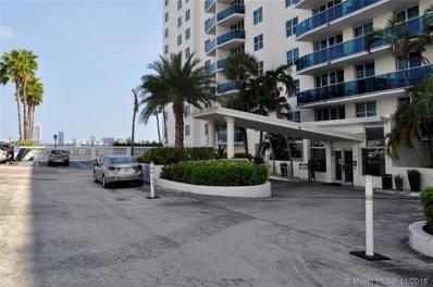 7501 E Treasure Dr UNIT 4T, North Bay Village, FL 33141 - MLS#: A10578729